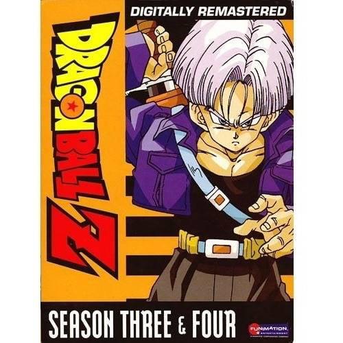 Dragon Ball Z Seasons Three & Four (DVD)