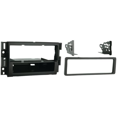 Tahoe Single - Chevrolet Tahoe (without nav) For 2012-2014 Single DIN Metra Car Stereo Installation Package