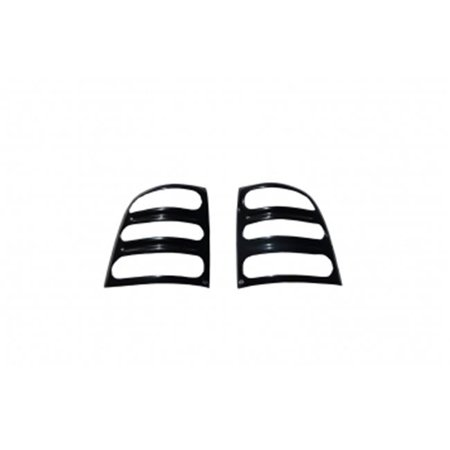 (VENTSHADE CO 36343 Horizontal Slot Tail Light Cover)