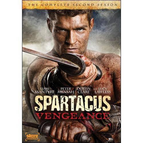 Spartacus: Vengeance (Widescreen)