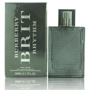 Burberry Brit Rhythm MBURBERRYBRITRHYT1.7 Eau De Toilette Spray - 1.7 oz