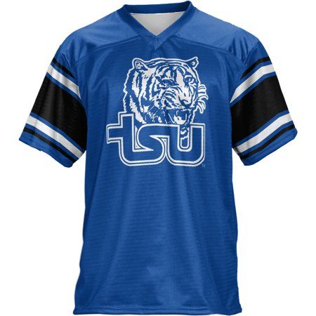 ProSphere Men's Tennessee State University End Zone Football Fan Jersey