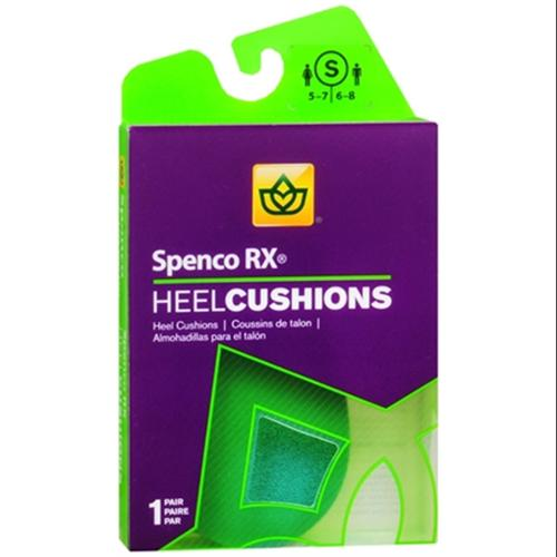 Spenco RX Heel Cushions Small 1 Pair (Pack of 2)