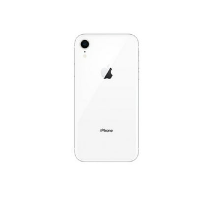 Apple iPhone XR 64GB White LTE Cellular 3D830LL/A