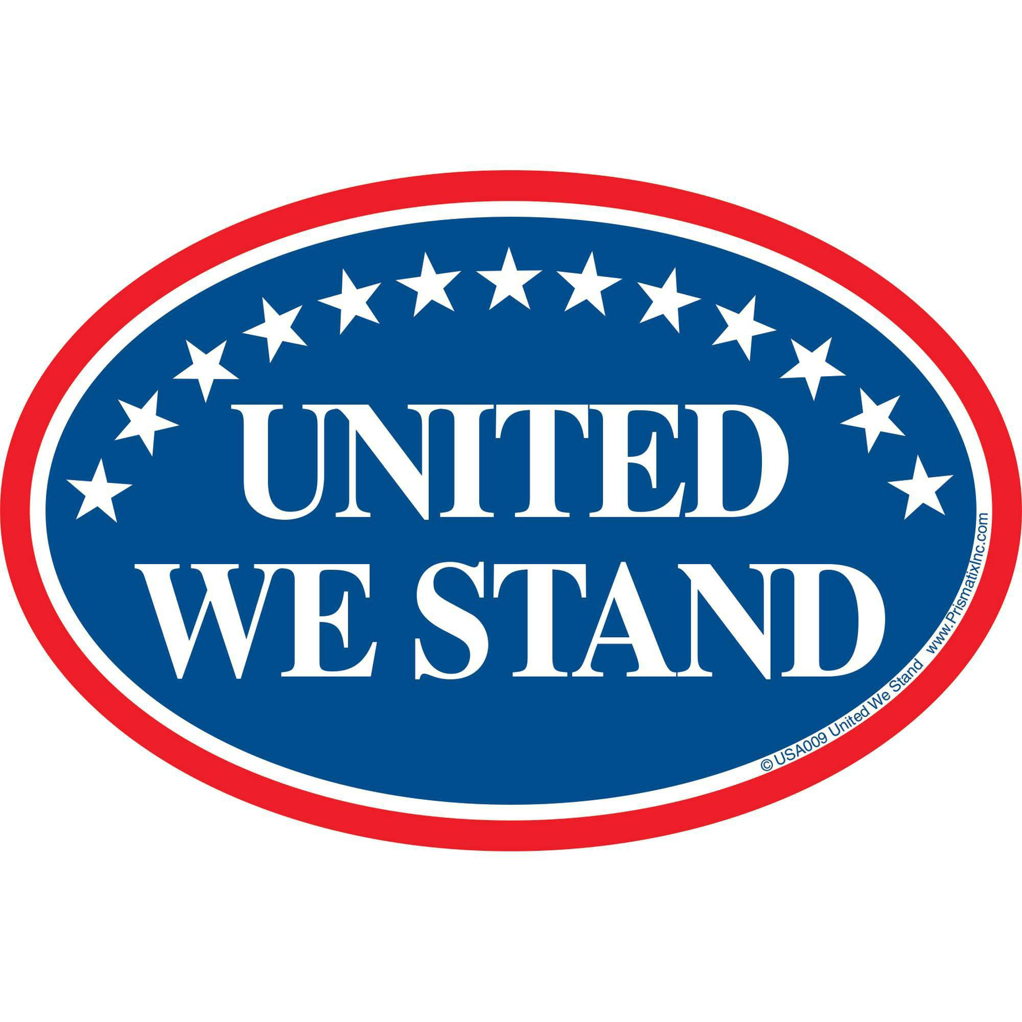 Prismatix United We Stand Magnet