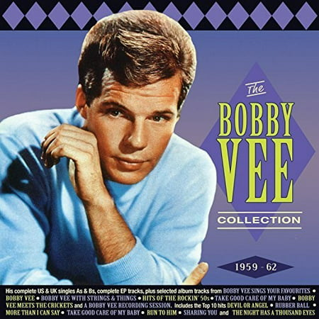 Bobby Vee Collection 1959-62 - Bobby Uniform