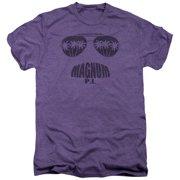 Magnum PI Face It Mens Premium Tee Shirt
