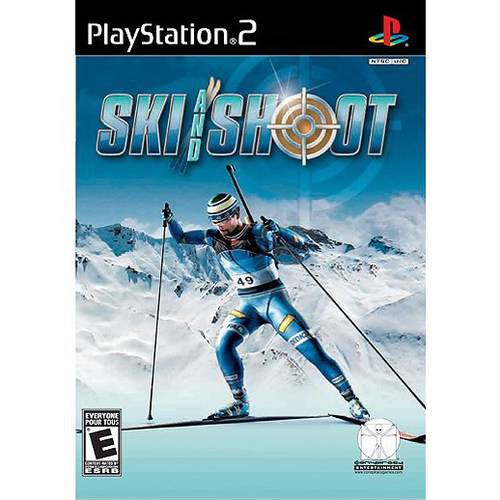 Ski & Shoot (PS2)