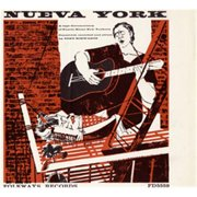 Smithsonian Folkways FW-05559-CCD Nueva York- A Tape Documentary of Puerto Rican New Yorkers