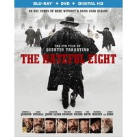 Deals on The Hateful Eight Blu-ray + DVD