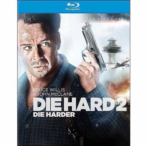 Die Hard 2: Die Harder (Blu-ray   DVD) (Widescreen)