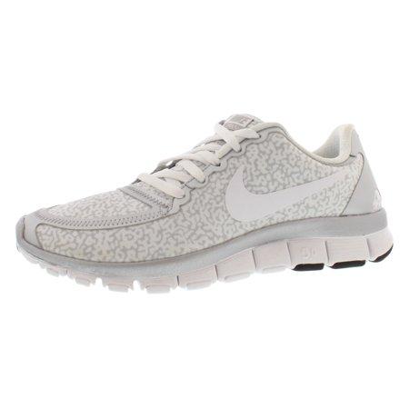 9d818f02eaf2 Nike - Nike Free 5.0 V4 Running Women s Shoes Size - Walmart.com