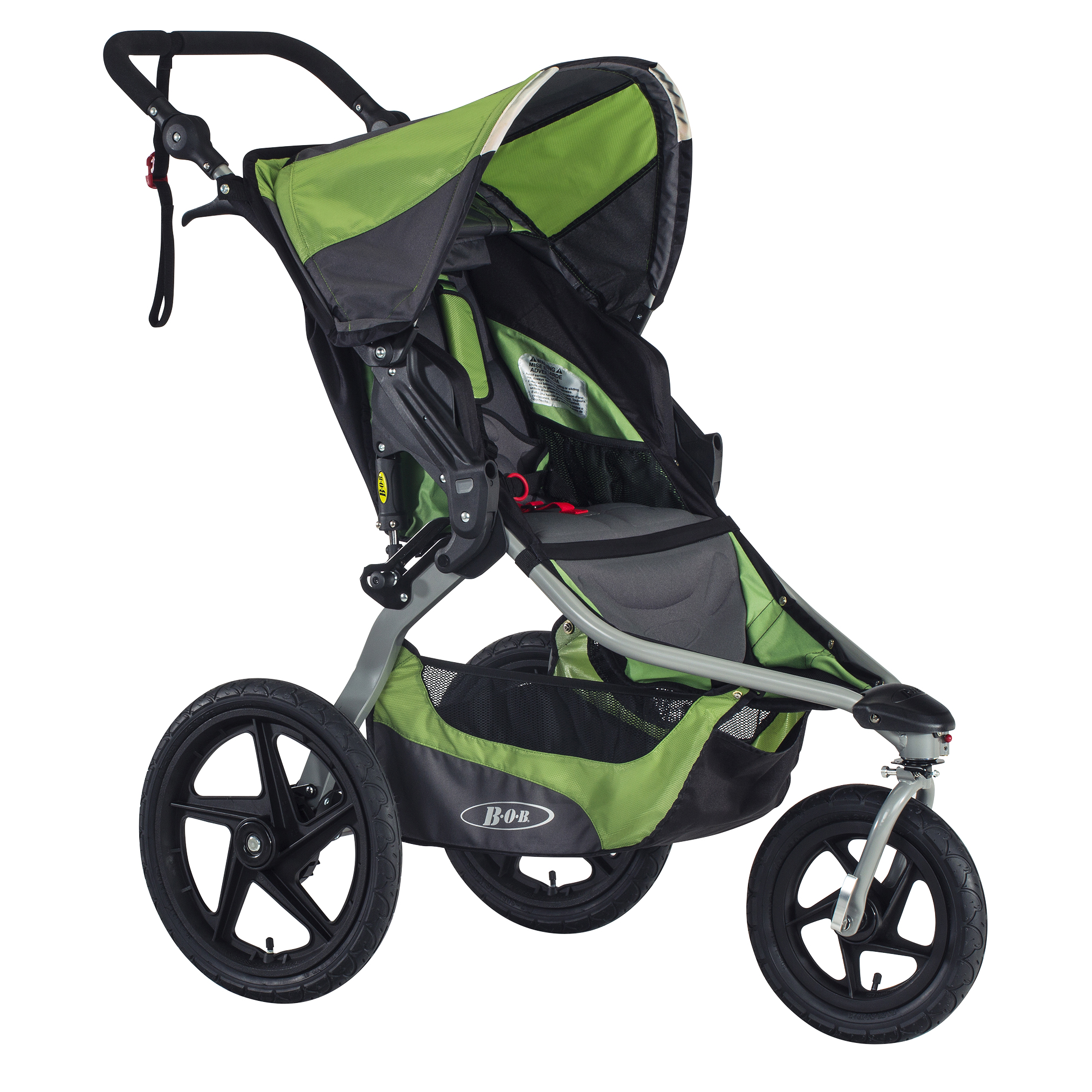 BOB Revolution FLEX Jogging Stroller, Meadow