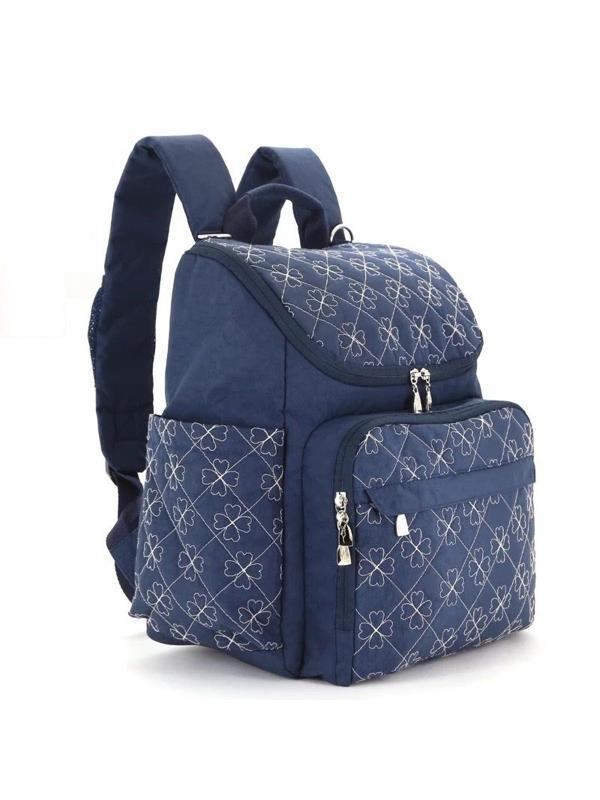 New Mummy Maternity Baby Diaper Bag Travel Backpack Nappy Organizer Nursing Tote by Unbranded