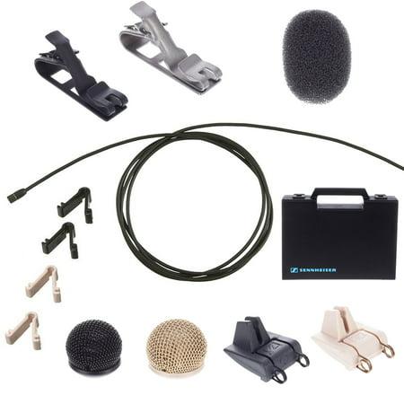 Sennheiser MKE2-P-K Lavalier Condenser Microphone