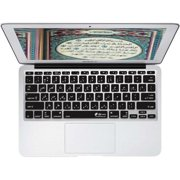 Dr. Bott Arabic Keyboard Cover for MacBook (Unibody)