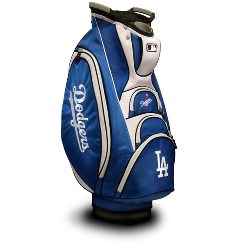 Team Golf MLB Los Angeles Dodgers Victory Golf Cart Bag