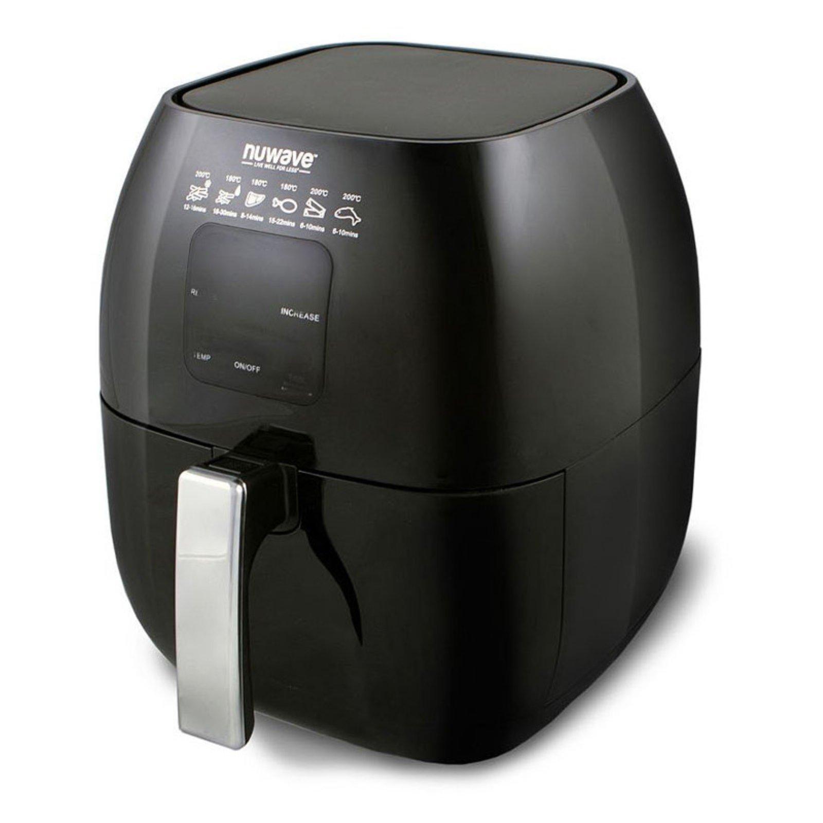 NuWave 3-Quart 2-Piece Non-Stick Air Fryer Only $49.99