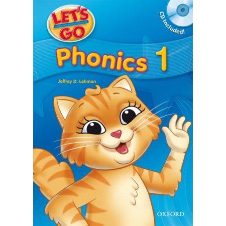 Lets Go Phonics 1