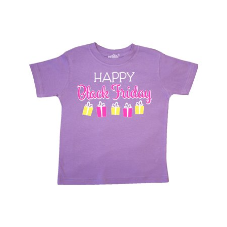 Happy Black Friday Gift Shopping Toddler T-Shirt