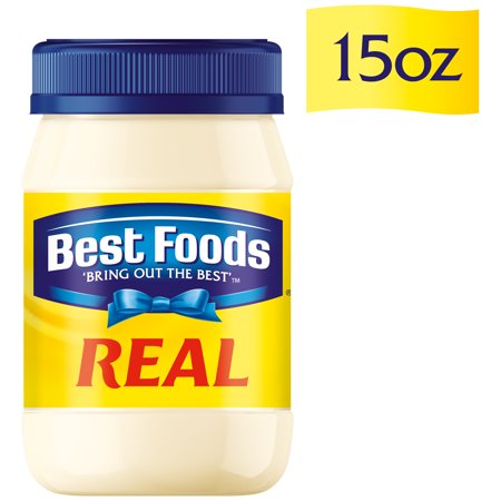 Best Foods Mayonnaise Real 15 Oz