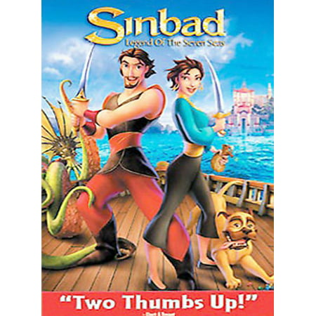 SINBAD: LEGEND OF THE SEVEN SEAS [FULL FRAME] (Sinbad Legend Of The Seven Seas Marina)