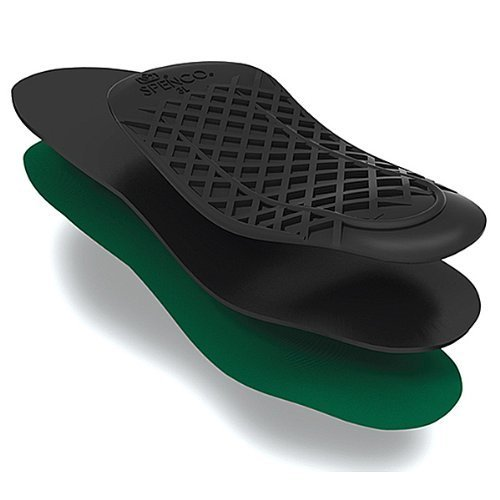 SPENCO RX Orthotic Arch Supports SPENCO Orthotic Arch Supports, Size: 5, Full Length, Women's; Shoe Size: --, Men's:; 12-13, Made with the quality Spenco.., By Rolyn Prest