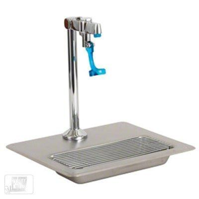 60 Center Drain Tray (Glass Filling Station / Water Station with Glass filler and Drain Tray )