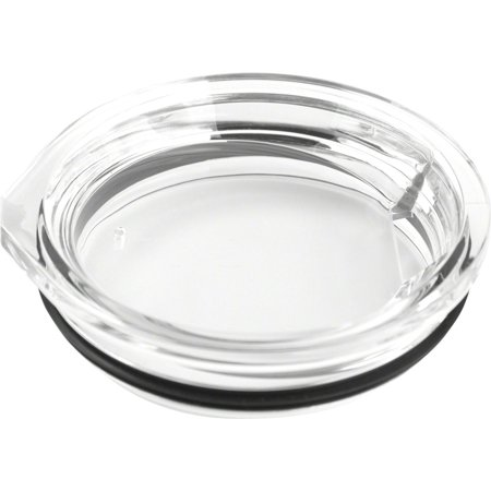 Calcutta CTL-30 Traveler Tumbler Replacement Lid, Clear 30oz