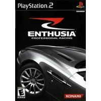 Enthusia Professional Racing - PS2 Playstation 2 (Refurbished)