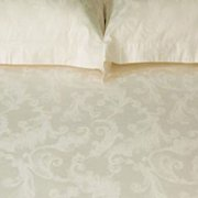 North Home Roma Duvet Cover Set in Ivory