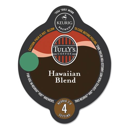 Keurig Vue Tully's Hawaiian Blend 16 Ct