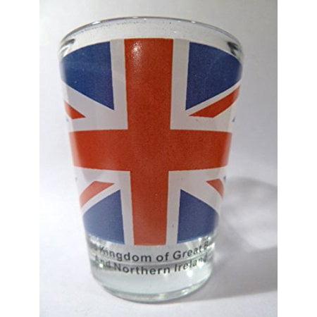 United Kingdom (UK) Flag Shot (Buy Glasses Uk)