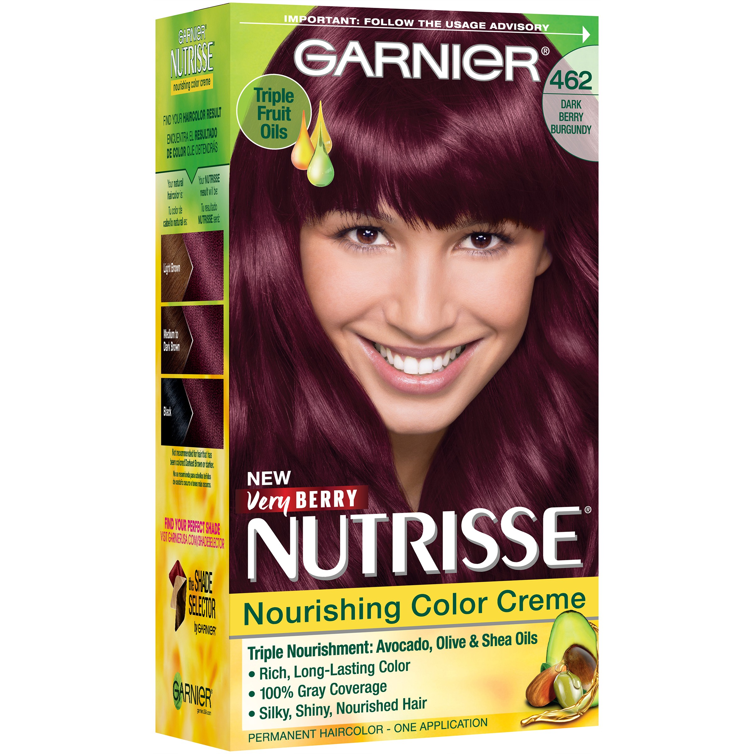 Awesome Garnier Hair Color Directions