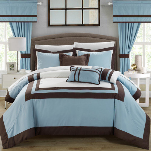 Chic Home Ritz 20 Piece Comforter Set
