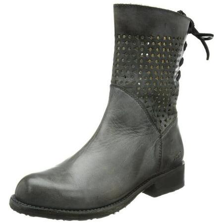 Rustic Footwear (Bed Stu Women's Bridgewater Grey Rustic)