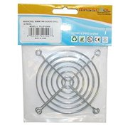 MASSCOOL 90mm Cooling Fan Guard/Grillm, Pack of 2 (FG-2P-90MM)