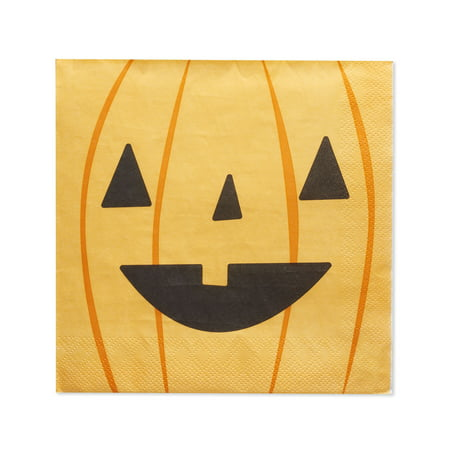 Halloween Is Not Satan's Birthday (American Greetings Halloween 50-Count Pumpkin Lunch)