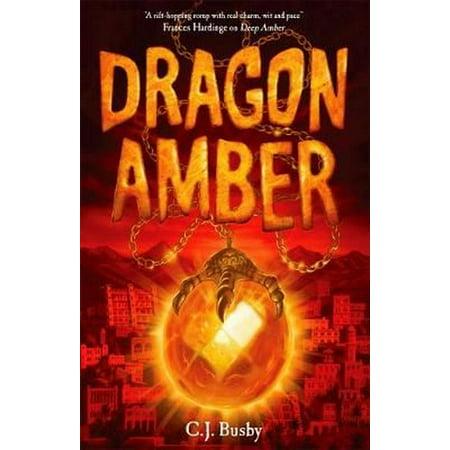 Amber Dragon (Dragon Amber (Deep Amber) (Paperback) )