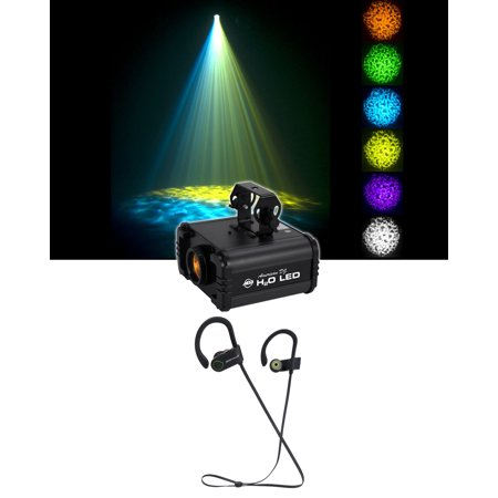American DJ H20 LED IR Multi Color Water Flowing DJ Light Effect FX+ (Led Fx Pak)