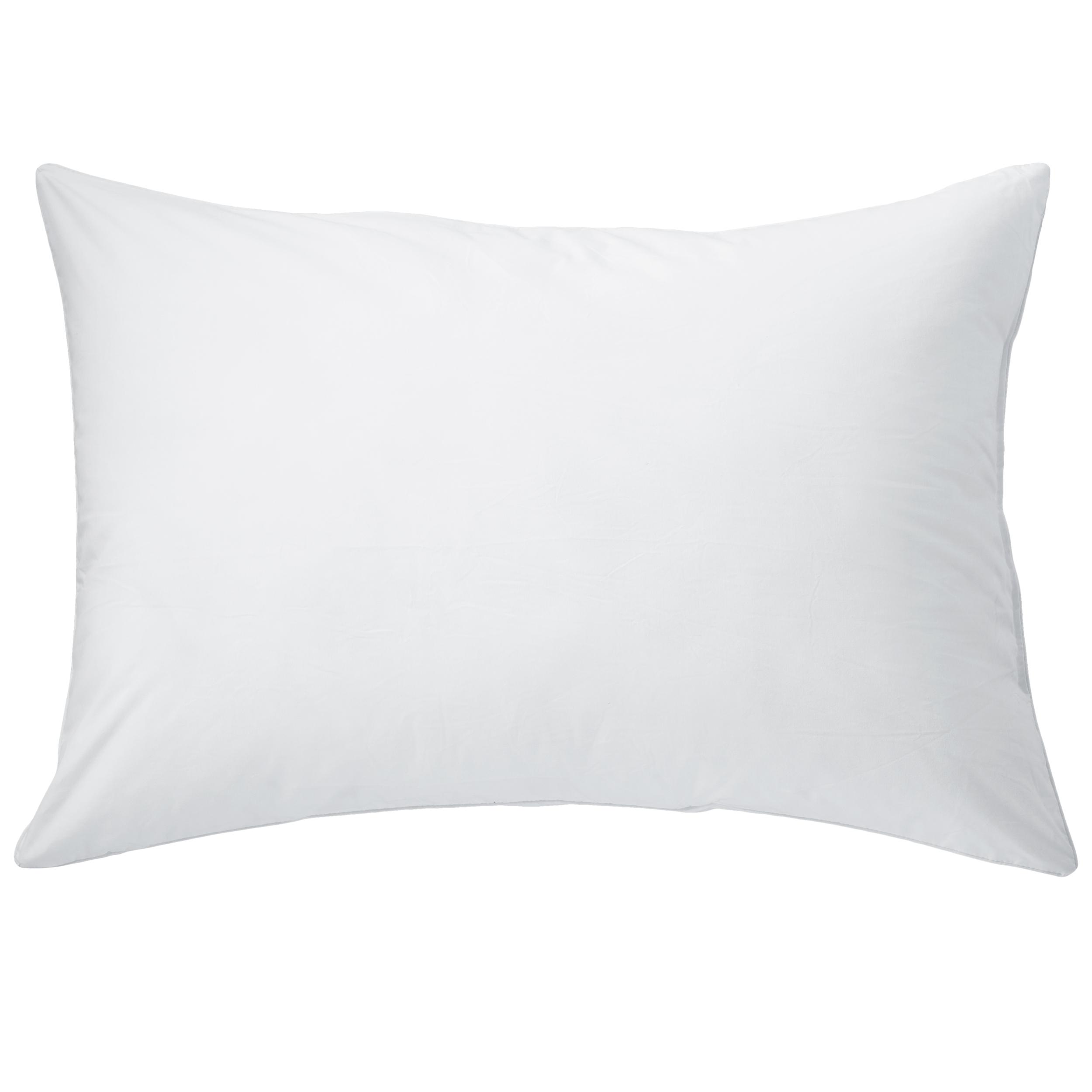 Mainstays Back Sleeper Firm Pillow