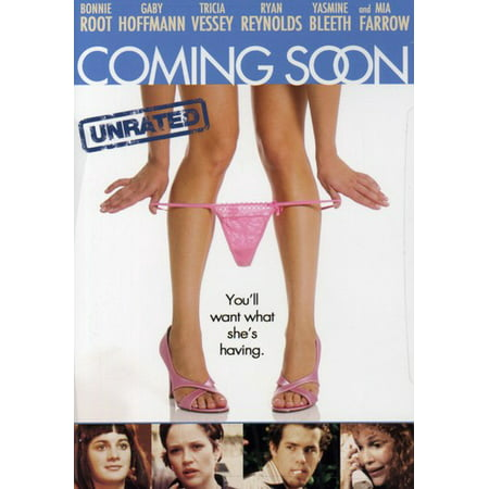 Coming Soon (DVD) (Halloween Coming Soon Quotes)