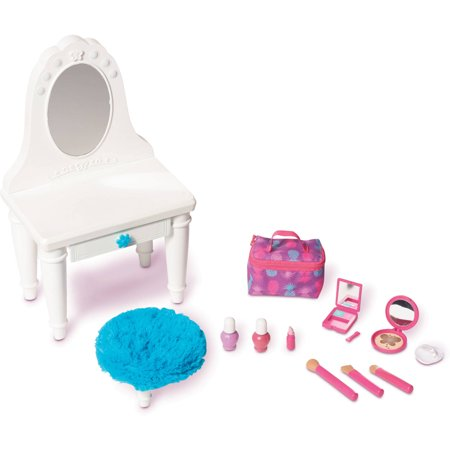 My Life As Vanity and Accessories Play Set, for Play with Most 18-inch Dolls