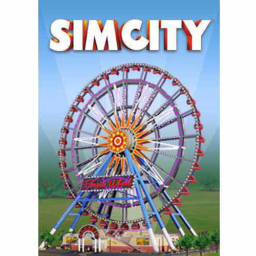 Electronic Arts SimCity Amusement Park Pack Expansion Pack (Digital Code)