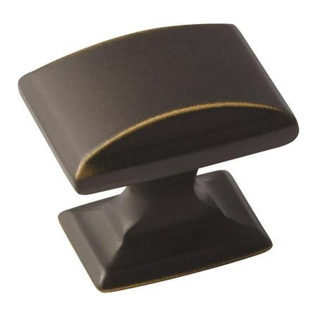 1.75' Cabinet Knob Backplate (Candler 1-1/4 in (32 mm) Length Venetian Bronze Cabinet Knob)