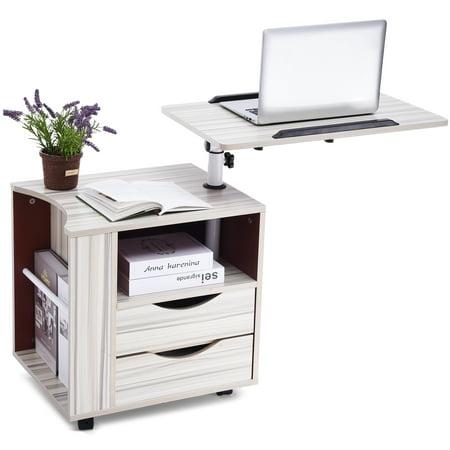 Atralife Locker Liftable office bedside table