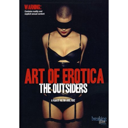 Art of Erotica: The Outsiders (DVD)