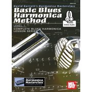 Basic Blues Harmonica Method Level 1 - eBook