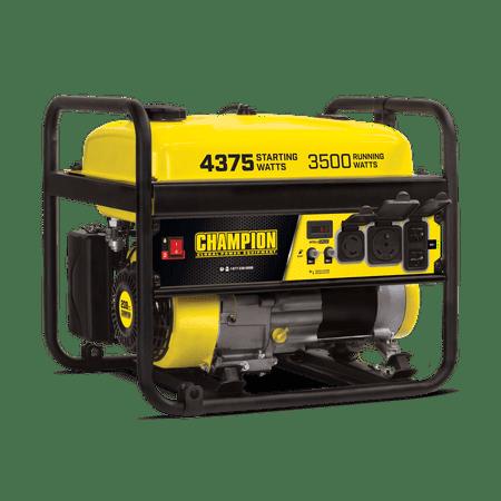 Champion 100559 3500-Watt Portable Generator