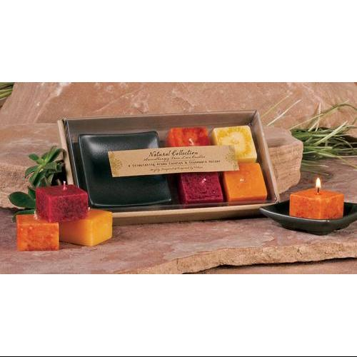 Pack of 4 Rejuvenating Aromatherapy Gift Boxes - Naturals Collection